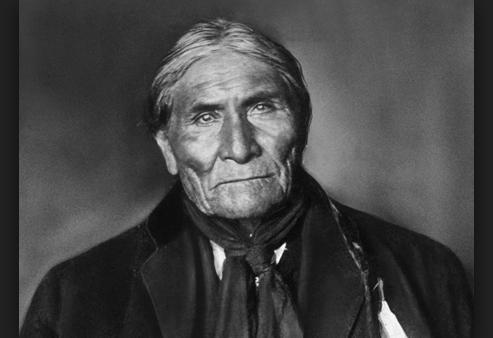 Geronimo Portrait