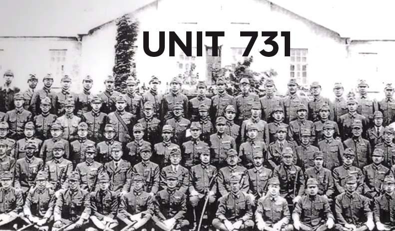 September 2, 1945 Unit731