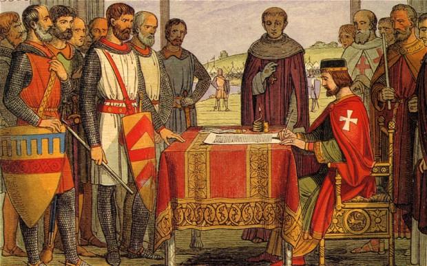 Magna-Carta-signing