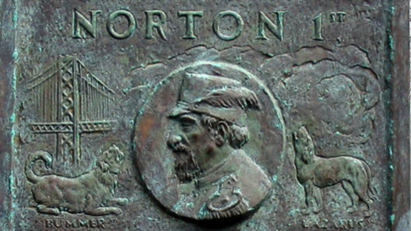 September 17, 1859 Emperor Norton I