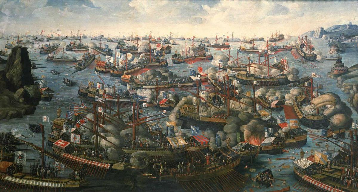 October 7, 1571Lepanto