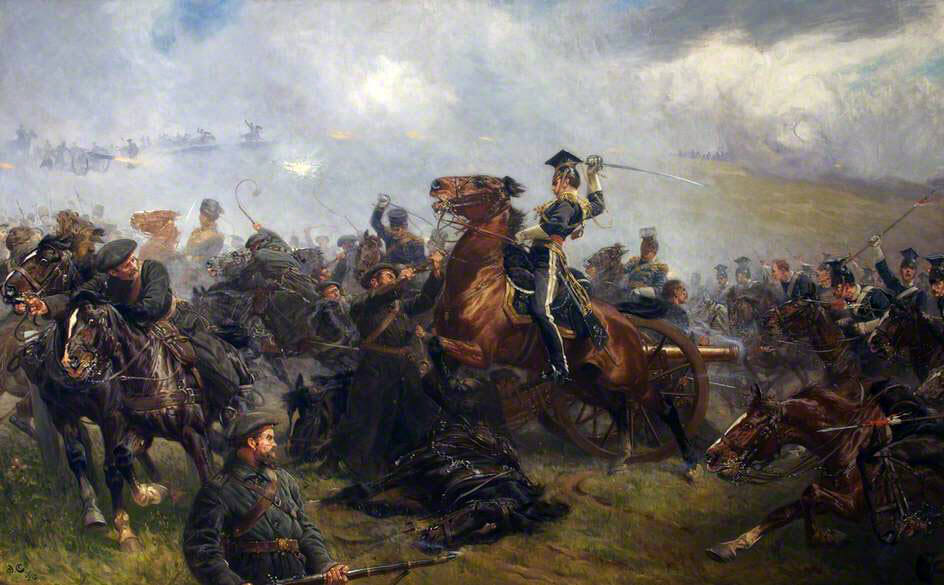 October 25, 1854  Into the Valley of Death, Rode the600