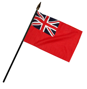 british red ensign mini 2