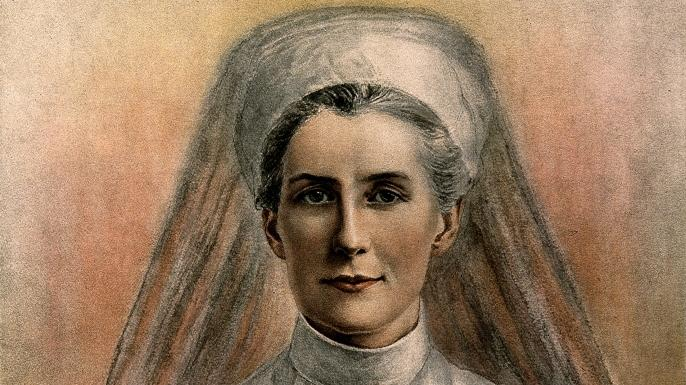 October 11, 1915 The Execution of Edith Cavell