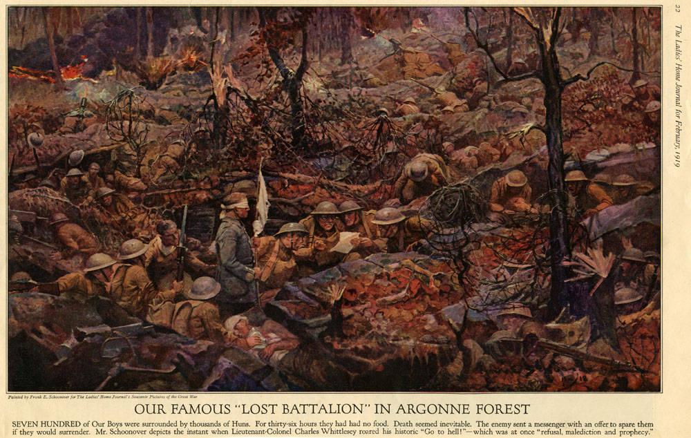 October 2, 1918 LostBattalion