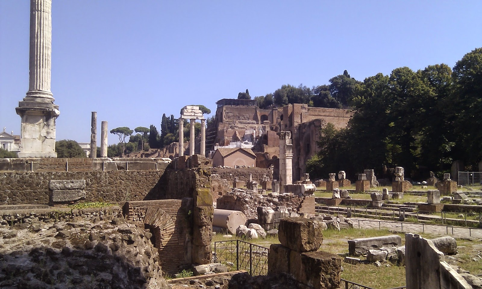 (pic - Story) Forum - From Arch of Septimus