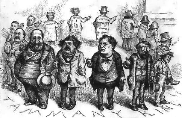 October 27, 1871 Tammany Hall