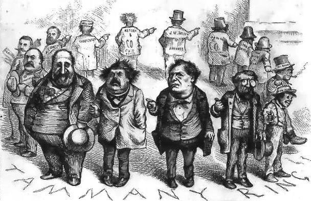 October 27, 1871 TammanyHall