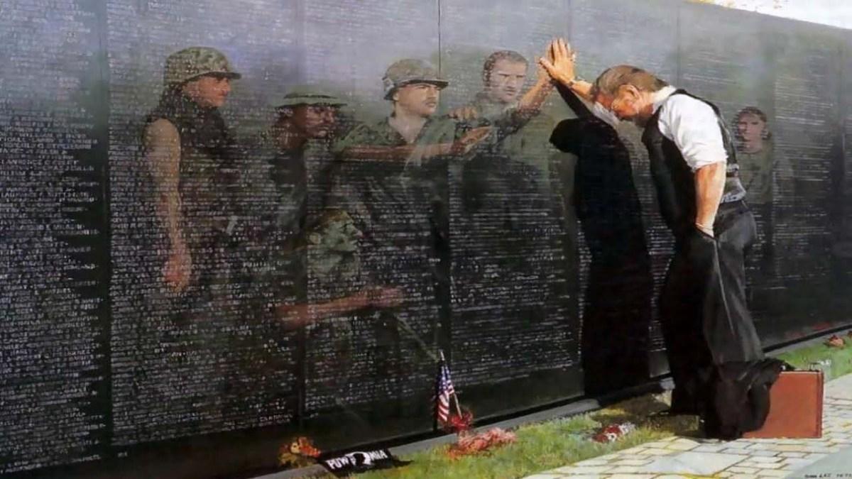 November 13, 1982  Vietnam Veteran'sMemorial