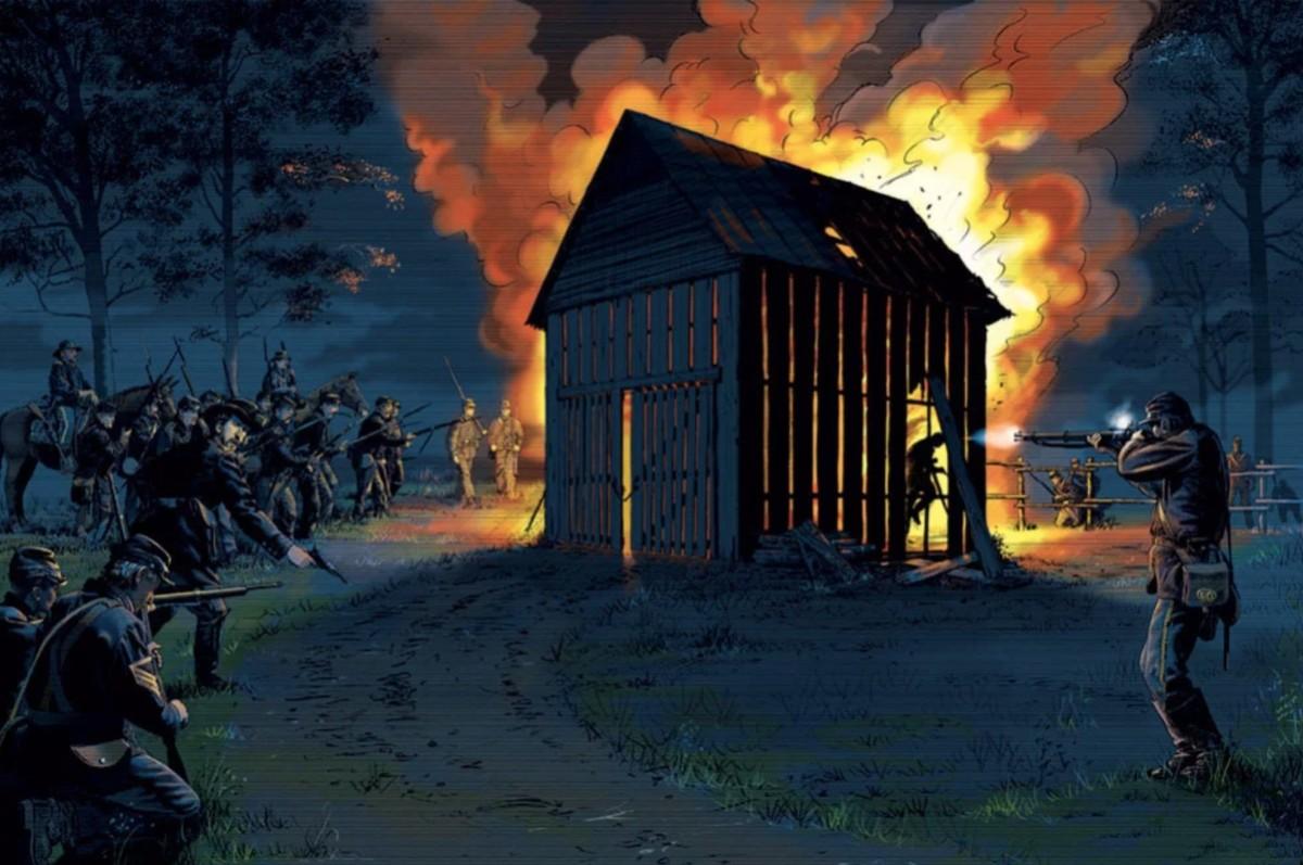 November 19, 1864 Lincoln'sAvenger