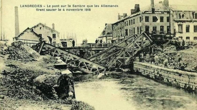 landrecies1918