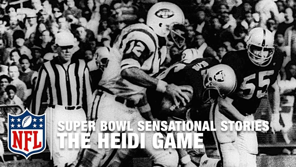 November 17, 1968 The HeidiBowl
