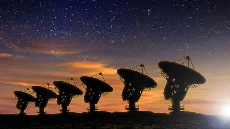 November 20, 1984 The Search for Extra-Terrestrial Intelligence
