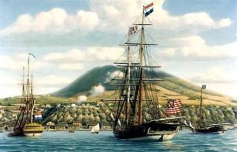 St Eustatius 1st Salute