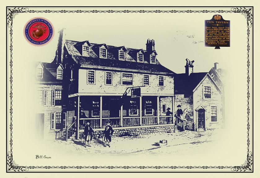 tun-tavern--birthplace-of-the-marine-corps-bill-cannon