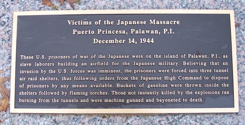 December 14, 1944 PalawanMassacre