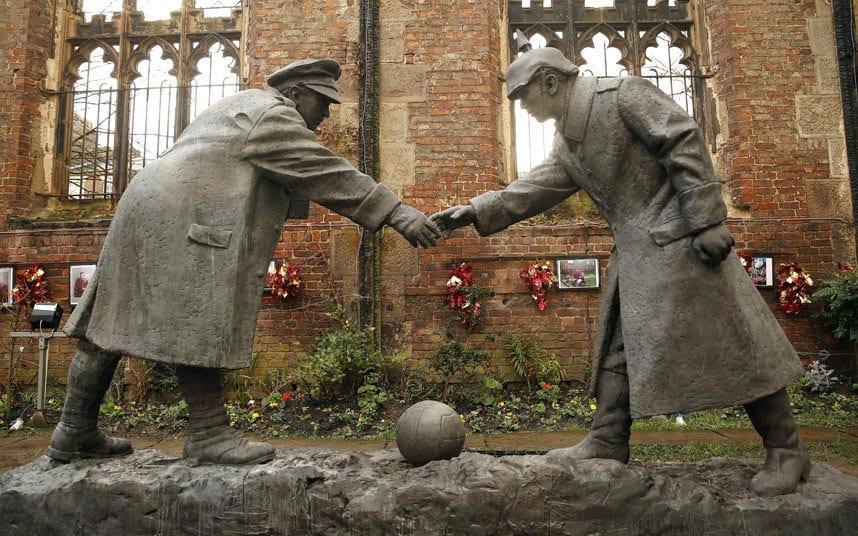 December 25, 1914 A Truce to end allWars