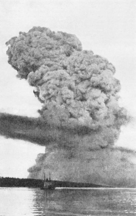 Halifax explosion, 2