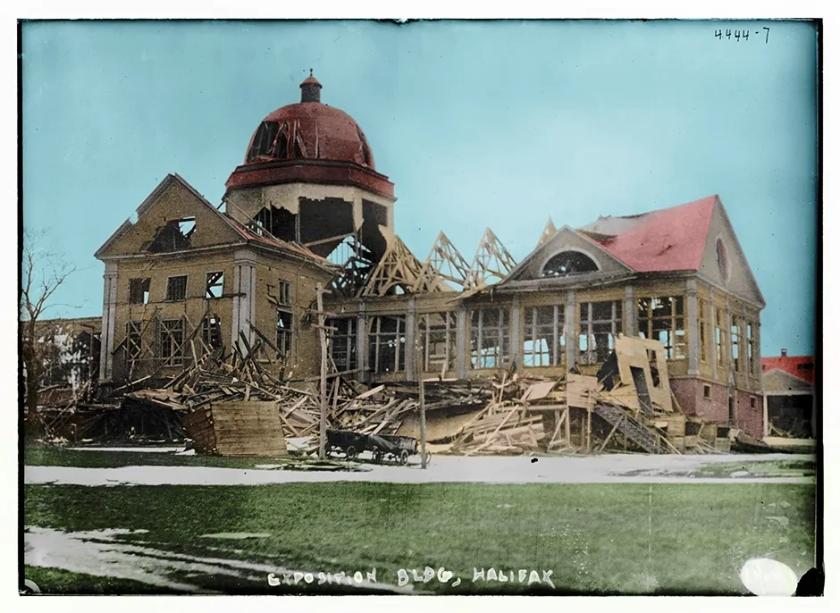 Halifax explosion, 6