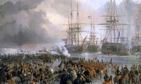 January 23, 1795 When Cavalry bagged a Fleet