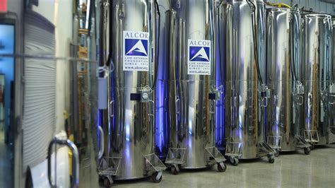 cryonic capsules