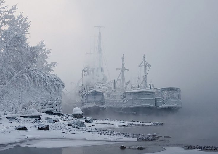 frozen fleet