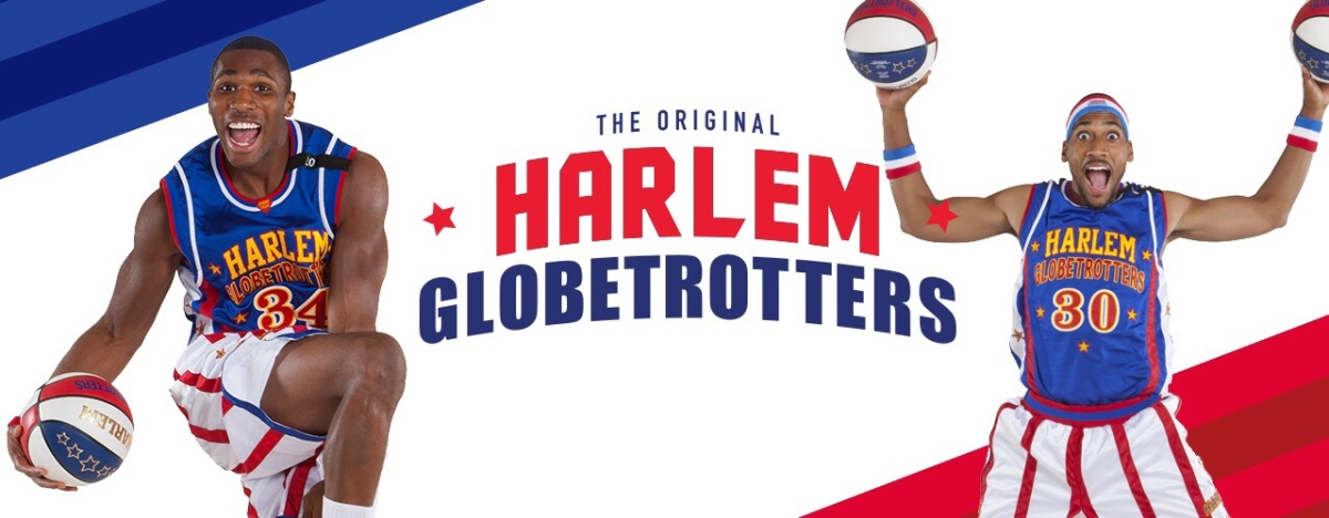 January 7, 1927 Harlem Globetrotter