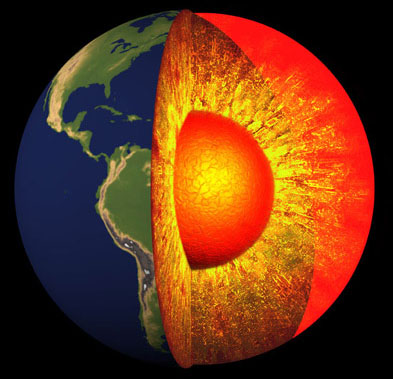 ABWCWW Earth s Core