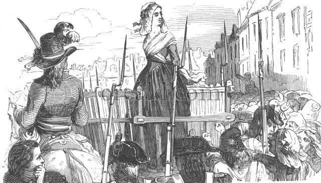 January 21, 1793 GrandePrincesse