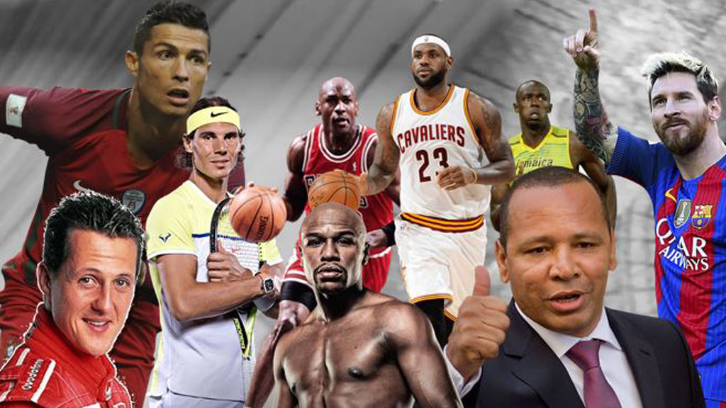 February 7, 138AD The Highest Paid Athlete, in History (It's Not who you Think)