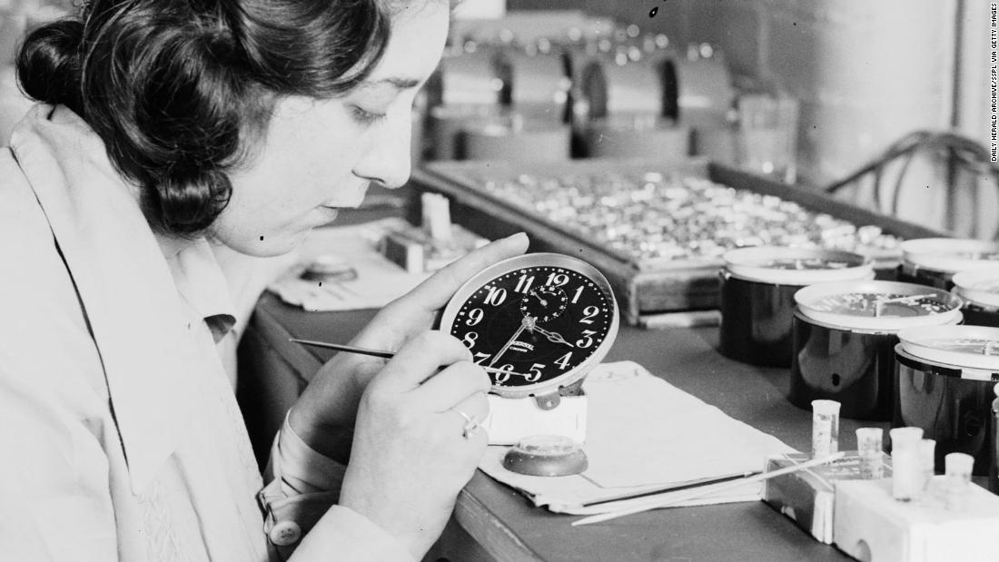 February 4, 1936 Radium Girls