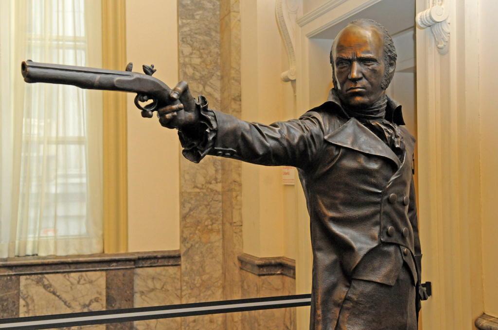 February 19, 1807 BurningAmbition
