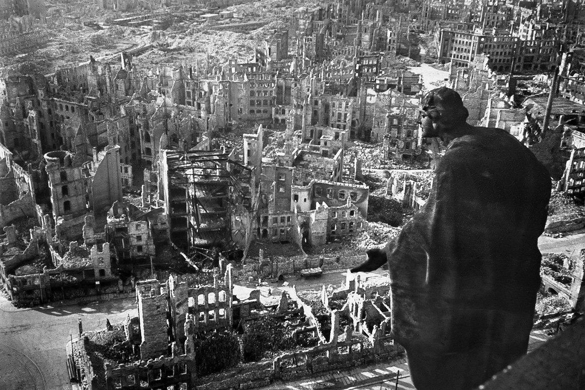 February 14, 1945Firestorm