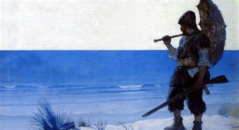 February 2, 1709 A Real Life RobinsonCrusoe