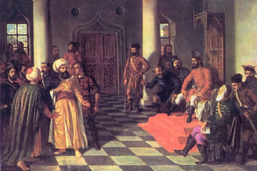 Vlad, Ottoman Envoys