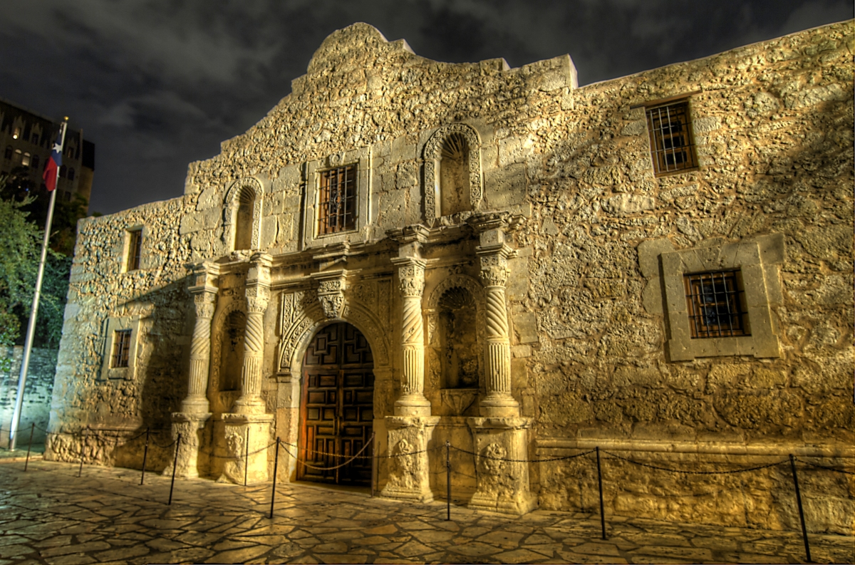 March 6, 1836  Remember the Alamo