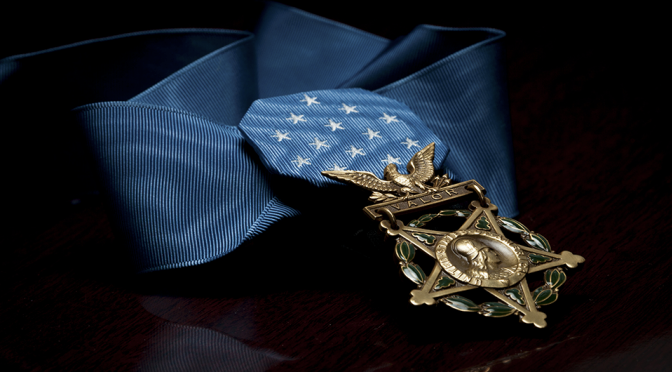 March 25, 2019 National Medal of Honor Day