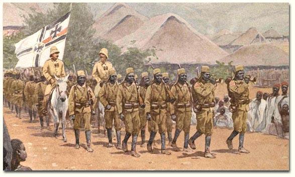 Askari-on-March