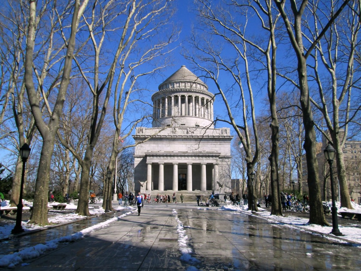March 10, 1864  General Grant's Tomb