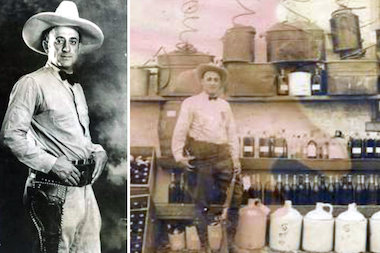 March 28, 1892 Two-Gun Hart, Prohibition Cowboy