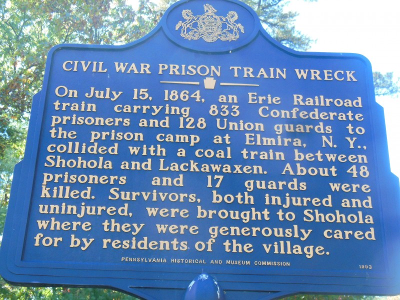 March 13, 1865 TrainWreck