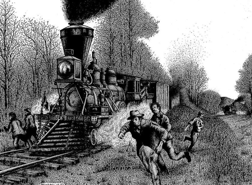 the-great-locomotive-chase-bruce-kay