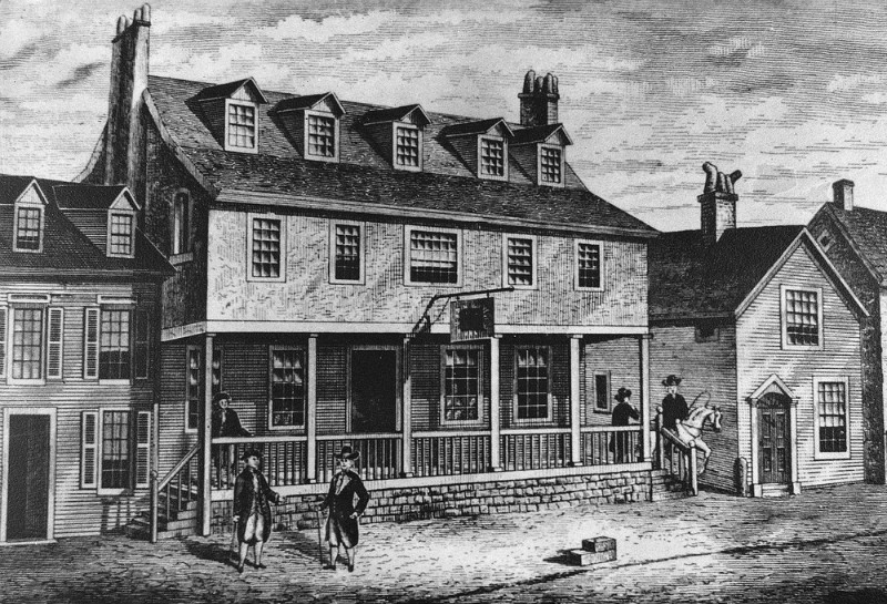 March 3, 1634 Ye Olde Watering Hole
