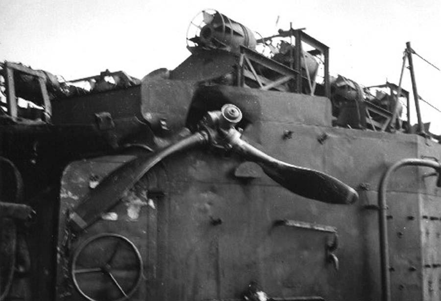 April 17, 1945Kamikaze