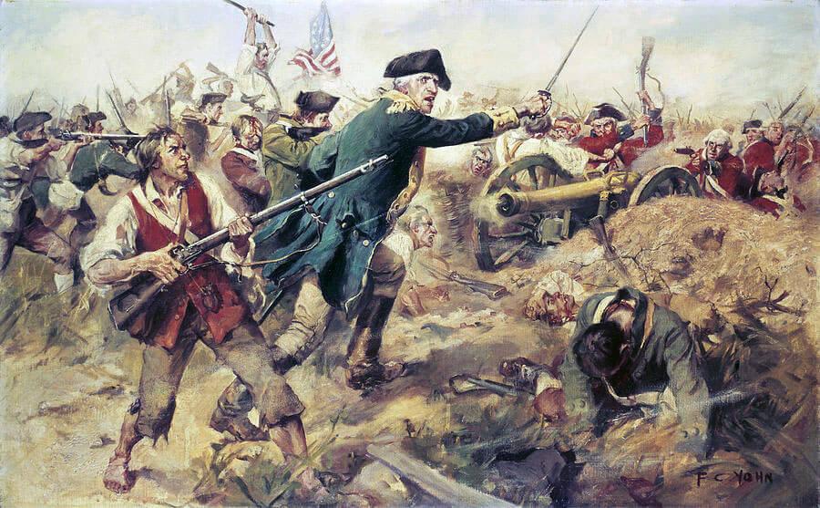 battle-of-bennington-frederick-coffay-yohn-1