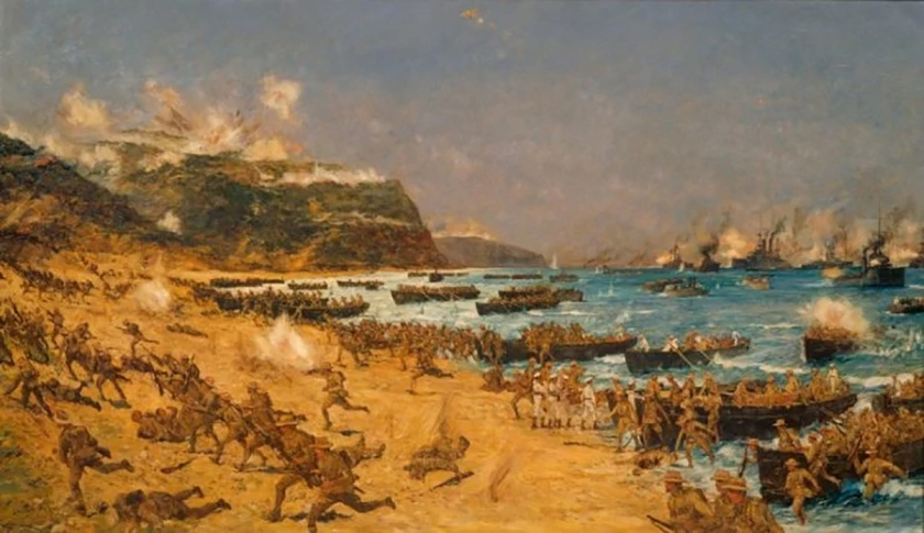 Gallipoli Landings