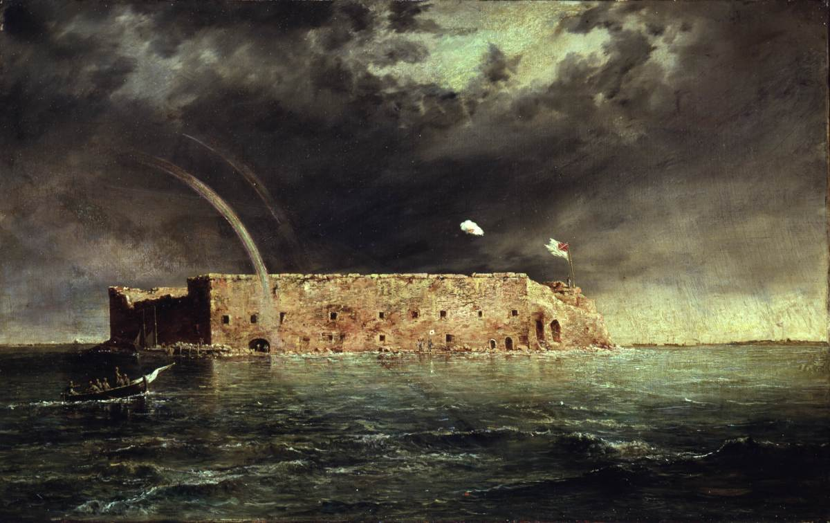 April 13, 1861 Fort Sumter