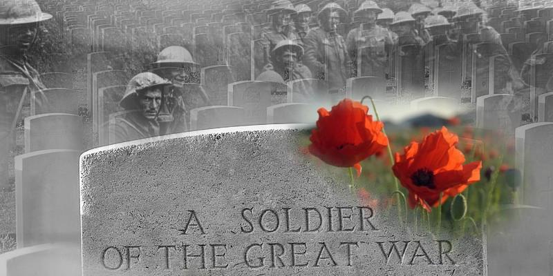 May 3, 1915  In FlandersFields