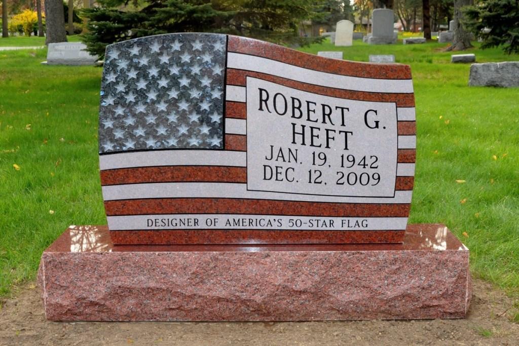 Robert-Heft-memorial