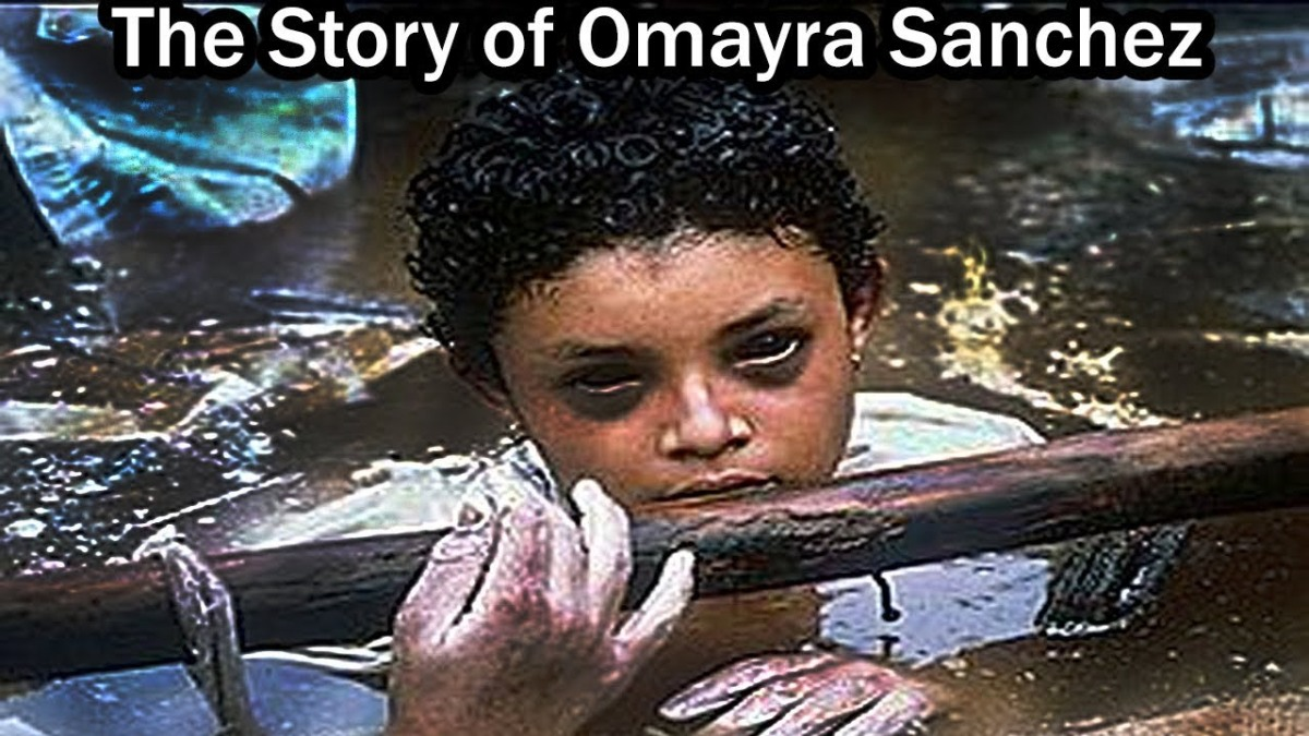 November 13, 1985 The Awful Story of Omayra Sánchez